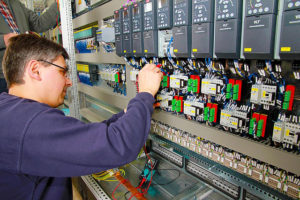 control panel manufacturers - 3 plc systems