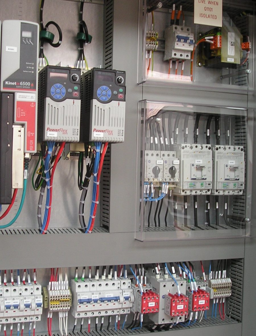 Industrial Control Panel Manufacturers Amp Automation